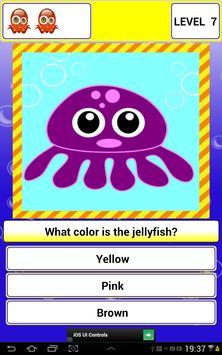 Learns with Octopus Bob apk screenshot