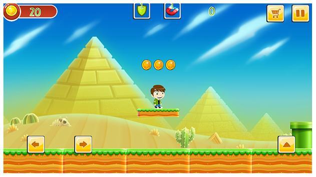 Super Ben Adventure 10 screenshot 15