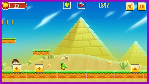 Super Ben Adventure 10 screenshot 16