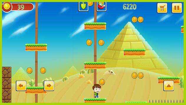 Super Ben Adventure 10 screenshot 2