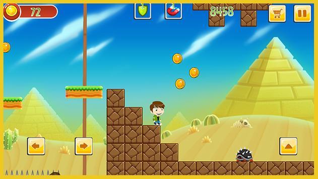Super Ben Adventure 10 screenshot 3
