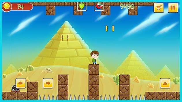 Super Ben Adventure 10 screenshot 4