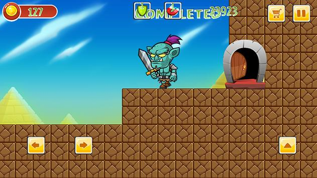 Super mr Pean Adventure World screenshot 4