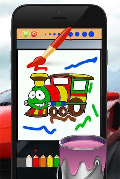 Cars Coloring Book for Kids APK Download  Free Casual GAME for