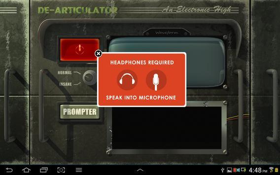 De-Articulator screenshot 3