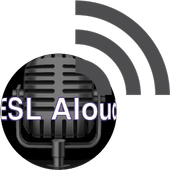 ESL Aloud Learning Podcast icon
