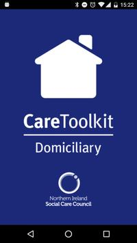 Domiciliary Care Toolkit poster