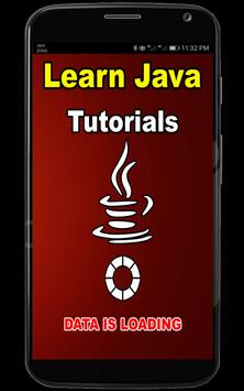 Learn Java Tutorials poster
