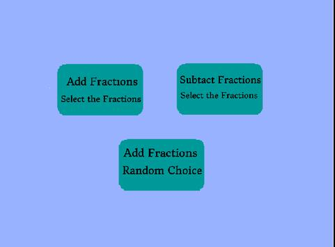Addition and Subtraction of Fractions poster
