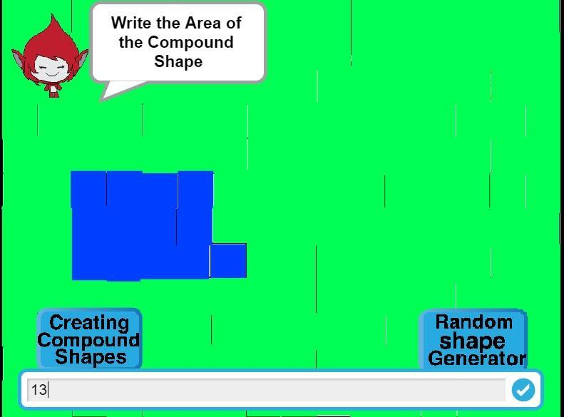 Perimeter and Area of Compound Shapes for Android - APK Download