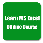 Learn Excel Basic – Offline Course 2017 icon