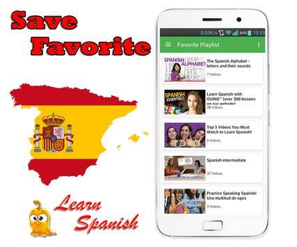 Learn Spanish with Videos screenshot 2