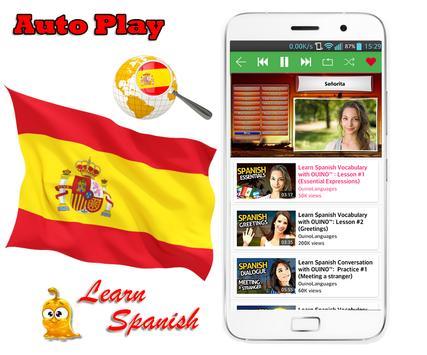 Learn Spanish with Videos screenshot 3