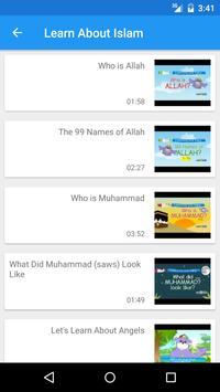 Islamic Kids Nursery Education screenshot 4