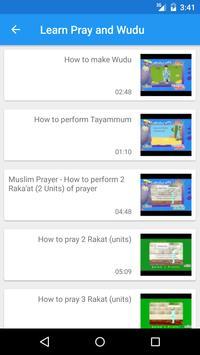 Islamic Kids Nursery Education screenshot 5
