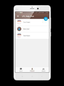 LPL HelpChat (Unreleased) screenshot 3