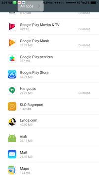 Redmi System manager (No Root) screenshot 1