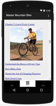 Learn Riding Mountain Bike screenshot 10