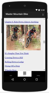 Learn Riding Mountain Bike screenshot 11