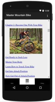 Learn Riding Mountain Bike screenshot 15