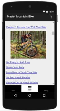 Learn Riding Mountain Bike screenshot 1
