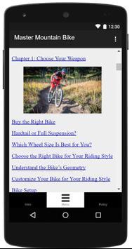 Learn Riding Mountain Bike screenshot 7