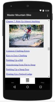 Learn Riding Mountain Bike screenshot 5