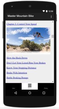 Learn Riding Mountain Bike screenshot 9
