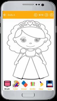 Color Draw New Dolls - suprises LOL screenshot 14
