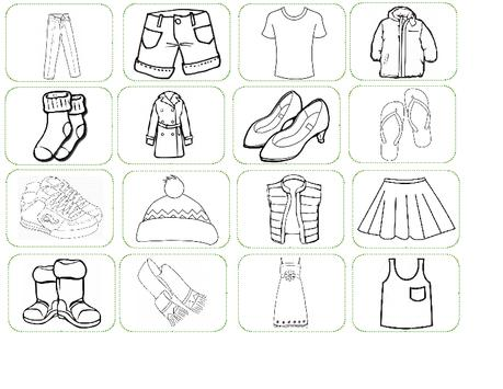 Learn to Draw Clothes screenshot 4