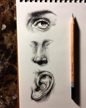 Learn to Draw Eyes screenshot 1