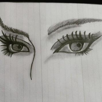 Learn to Draw Eyes screenshot 2