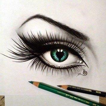 Learn to Draw Eyes screenshot 4