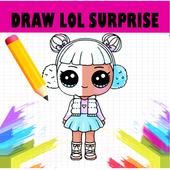 Cara Menggambar Boneka Kejutan Lol For Android Apk Download