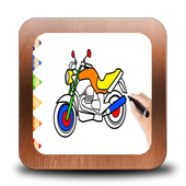 Learn to Draw Motorcycle icon
