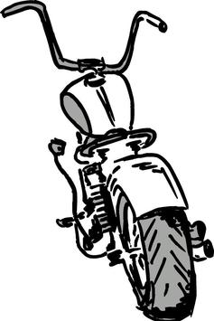 Learn to Draw Motorcycle screenshot 2