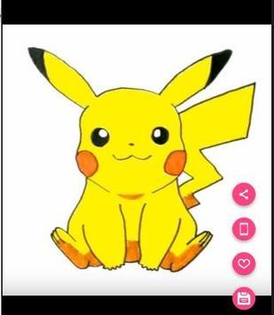 learn to draw pokemon screenshot 5