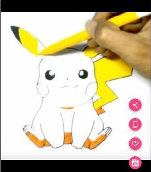 learn to draw pokemon screenshot 1