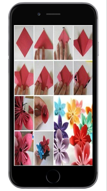 Learn to make paper flowers for android apk download learn to make paper flowers learn to make paper flowers 1 mightylinksfo
