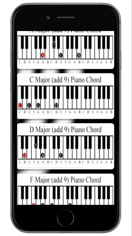 Learn The Best Piano Chords For Android Apk Download