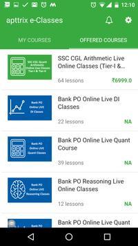 Apttrix Learning App apk screenshot