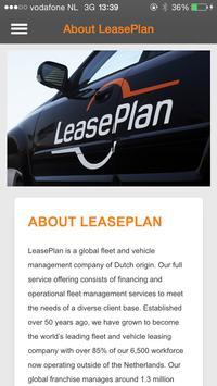 LeasePlan Event screenshot 4