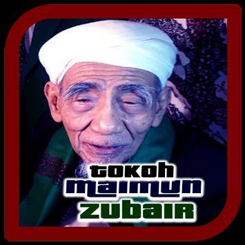 Tokoh Kh Maimun Zubair poster