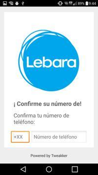 Lebara APN España poster
