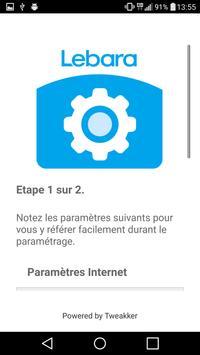 Lebara APN France poster