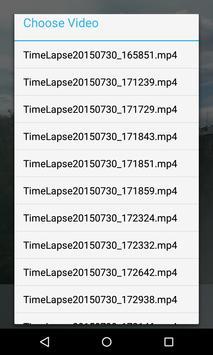Easy Timelapse apk screenshot