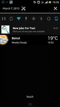 Jobs Notifier screenshot 3