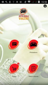 Auto-École Vincent poster