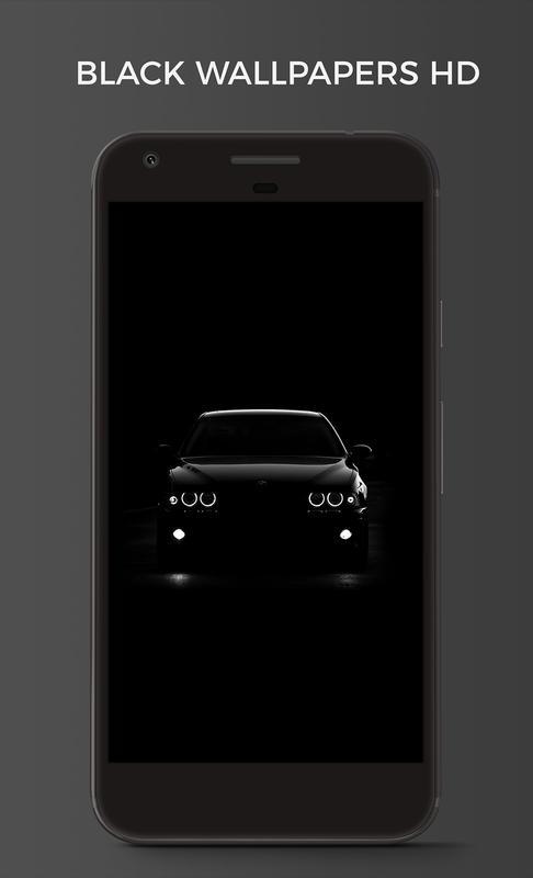 Black AMOLED Wallpapers Apk Screenshot
