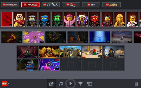 LEGO® All Stars Movie Maker APK Download - Free Entertainment APP ...